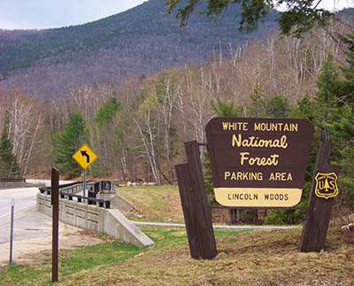 Lincoln Woods Trails: Franconia Brook, Lincoln Brook ...