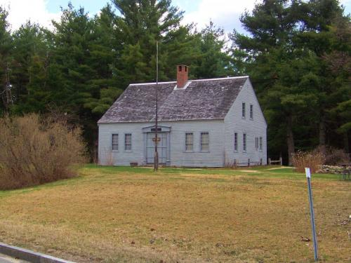 Russell Colbath Historic Site on the Kancamagus Highway