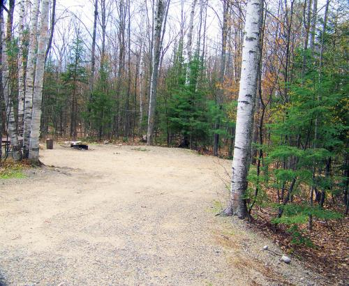 Blackberry Crossing Campground site