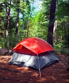 Backcountry Camping kancamagus